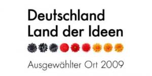 Logo der Initiative Deutschland - land der Ideen