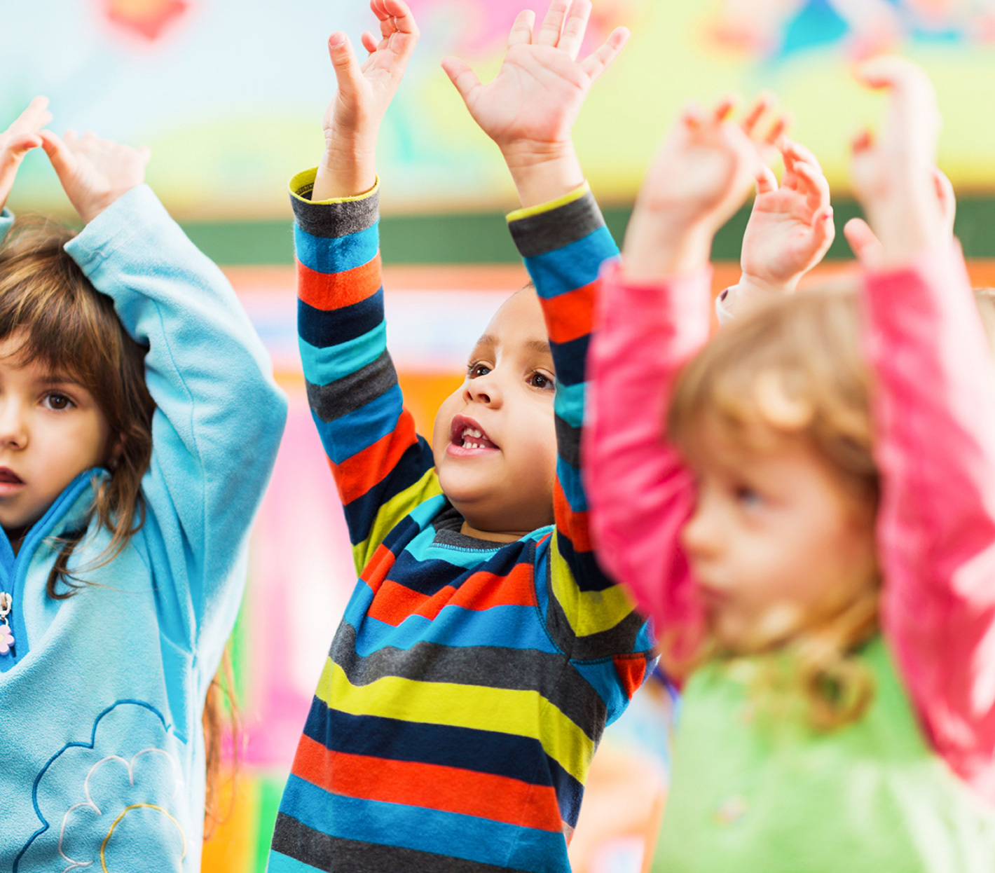 Kinder im Mittelpunkt der Bildungskonzeption von educcare