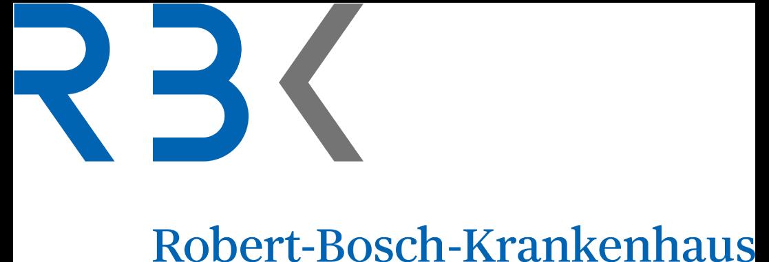 Logo des Robert-Bosch-Krankenhauses