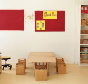 Atelier der Kita KlinikPänz in Köln