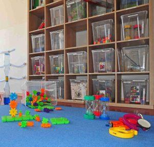 Experimente für Kinder in der Kita Die Zaunkönige In Stuttgart-Weilimdorf