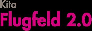 """Logo der Kita """"Flugfeld 2.0"""" in Stuttgart"""