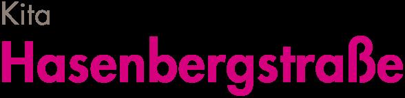 """Logo der Kita """"hasenbergstraße"""" in Stuttgart"""