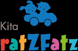 """Logo der Kita """"ratzfatz"""" in Friedrichshafen"""