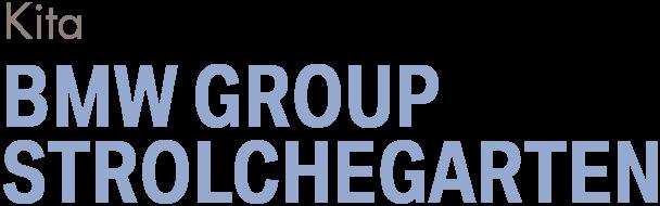 """Logo der Kita """"BMW Group Strolchegarten"""" in München"""