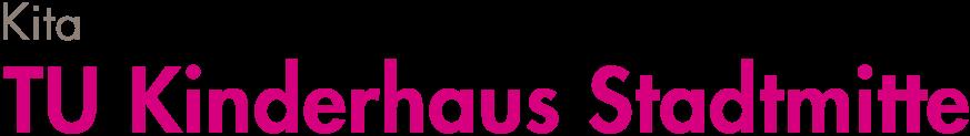 "Logo der Kita ""TU Kinderhaus Stadtmitte"" in Darmstadt"
