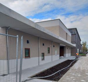 Kita München Pasing Eingangsbereich Okt20