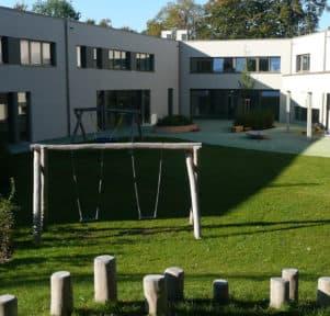 Kita Friedrichshafen Ratzfatz Aussenansicht educcare