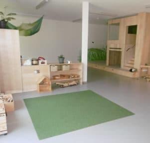 Kita Friedrichshafen Ratzfatz Spielraum educcare