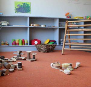 Kita Karlsruhe Kinderuniversum Lernraum educcare
