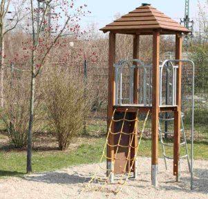 Kita Kassel Glückskinder Garten educcare