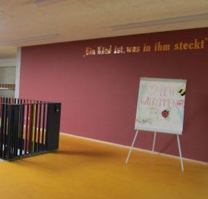 Kita Stuttgart Zazenhausen Zuffenhausen 2 Eingang educcare