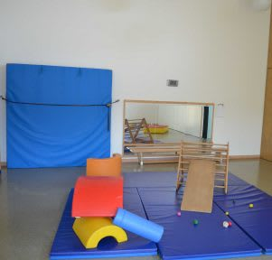 Kita TU Darmstadt Kinderhaus Lichtwiese Spielraum educcare